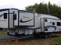 I have a 2014 forest river v - cross fifth wheel 38