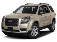 Options:  2014 Gmc Acadia Sle-1|Gmc Acadia 2014 Sle-1