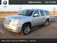 2014 GMC Yukon Denali XL located at BMW of Wichita.