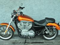 Harley Davidson SPORTSTER XL883L This bike is a nice
