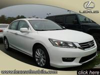 Once you test drive this 2014 Honda Accord Sedan you