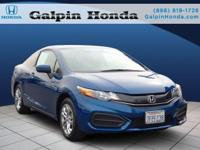 2014 Honda CIVIC 2DR LX 2DR COUPE 2DR LX Our Location