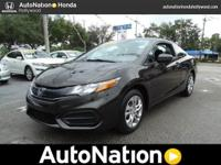This 2014 Honda Civic Coupe is provided to you for sale