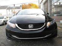 This 2014 Honda Civic comes with 36Mos/36,000Mi