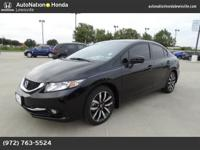 This exceptional example of a 2014 Honda Civic Sedan