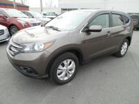 Check out this 2014 Honda CR-V EX. Its Automatic