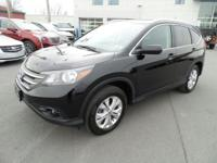 Come see this 2014 Honda CR-V EX-L. Its Automatic