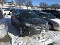 This 2014 Honda CR-V EX is proudly offered by Smart