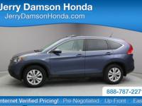 Jerry Damson Honda-Huntsville is pleased to be