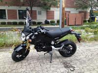 Ride one and see. 2014 Honda Grom the NEWEST FAB Big