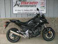 2014 Honda NC700X NEW NC 700X HONDA GET THIS NEW 2014