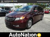 This 2014 Honda Odyssey is offered to you for sale by