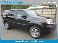 This 2014 Honda Pilot EX-L is proudly offered by Sussex