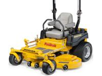 Lawn Mowers Zero-Turn Radius Mowers 4685 PSN. Its power