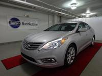 Looking for a 2014 Hyundai Azera? This is it. Drive