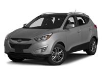 This 2014 Hyundai Tucson FWD 4dr SE is proudly offered