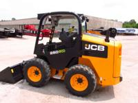 2014 JCB 260 NEW 2014 JCB 260 Tier 4 Skid Steer Loader