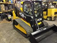 2014 JCB 260T Unit is new 74 hp vertical lift high flow