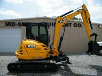 2014 JCB 8065 NEW 2013 JCB 8065 RTS NEW IN STOCK 2013