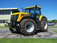 the JCB Fastrac is the worlds just draft tractor with