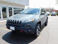 Anvil Clear Coat 2014 Jeep Cherokee Trailhawk 4WD