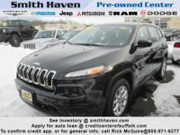 Looking for a clean. well-cared for 2014 Jeep Cherokee