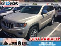 CARFAX One-Owner. Clean CARFAX. Cashmere 2014 Jeep