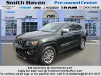 Smith Haven CDJ is excited to offer this 2014 Jeep