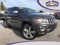Don't miss out on this 2014 Jeep Grand Cherokee Limited