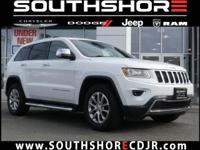 New Price! CARFAX One-Owner. 2014 Jeep Grand Cherokee