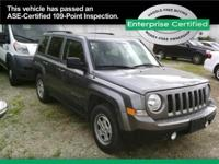 Jeep Patriot Looking for a compact crossover SUV This