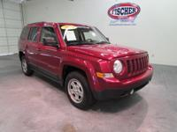 2014 Jeep Patriot Sport ** Absolutely beautiful cherry