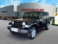 2016 Jeep Wrangler Unlimited Sahara 4x4 4-Door