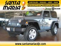 Options:  2014 Jeep Wrangler Sport 4Wd|One Owner;