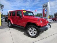 2014 Jeep WRANGLER UNLIMITED SAHARA ** HARD TOP AND
