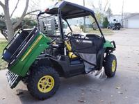 2014 Gator XUV 550 with V-Twin Briggs and Stratton