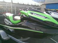 Based upon Kawasakis popular Jet Ski Ultra 310X the