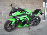 2014 Kawasaki Ninja 300 ABS SE ABS Equipped! Perfect