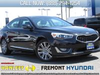 Check out this 2014 Kia Cadenza Premium. Never