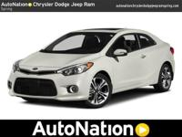 Looking for a clean, well-cared for 2014 Kia Forte
