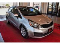 We are excited to offer this 2014 Kia Rio. This 2014