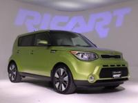 2014 Kia Soul Exclaim, MotorTrend Certified, One Owner