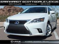 2014 Lexus CT 200h Car Premium. Our Location is: