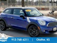 2014 MINI Cooper Paceman FWD 6-Speed Automatic