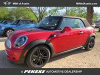 This 2014 MINI Cooper Convertible 2dr 2dr Convertible