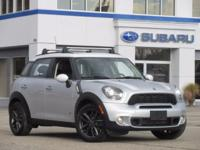 **** FUN TO DRIVE MINI SUV with AWD **** This 2014 Mini