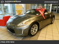 This 2014 Nissan 370Z 2dr 2dr Roadster Automatic