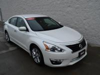 This 2014 Nissan Altima 2.5 SL is proudly offered by