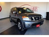 We are excited to offer this 2014 Nissan Armada. This
