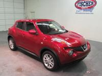 2014 Nissan Juke SV ** HUGE MOONROOF ** SUPER LOW MILES